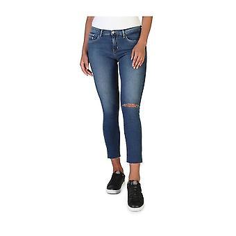 Calvin Klein -BRANDS - Tøj - Jeans - J20J206206-913-L32 - Kvinder - steelblue - 27