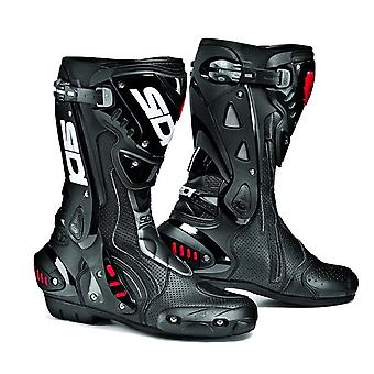Sidi ST Air Mens Motorcycle Boots Black CE