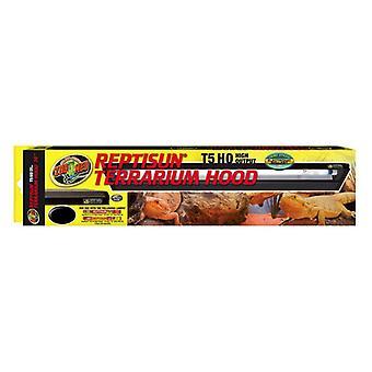 """Zoo Med ReptiSun HO T5 Terrarium Hood - 39 Watts (36"""" Hood - 34"""" T5 HO Bulb)"""