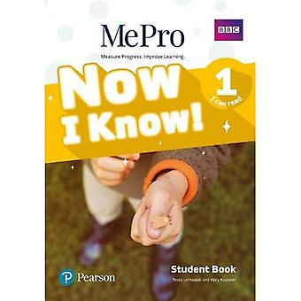 Now I Know MePro Level 1 (I Can Read) Student Book with Online Practice Pack (Now I Know)