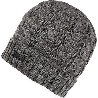 Regatta Mens Harrell Iii kaapeli neuloa talvinen beanie hattu