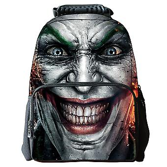 3d Jocker Print Casual Personalized Backpack