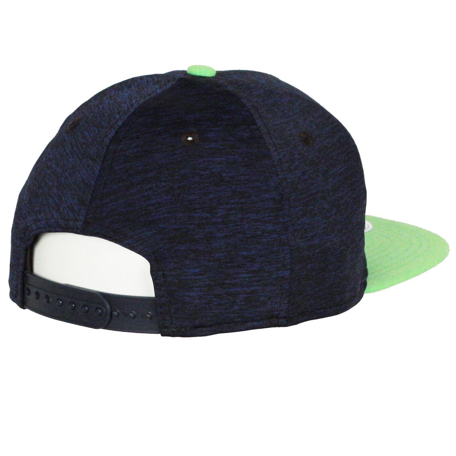 New Era and NHL Sports Jersey 9Fifty Flatbill Cap ~ Seattle Seahawks