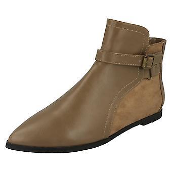 Las señoras mancha en tobillo botas F4363