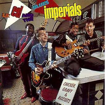Lil' Ed & Blues imperiales - importación de Estados Unidos salsa de pollo y galletas [CD]