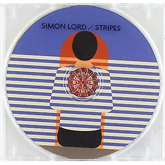 Simon Lord - Stripes [CD] USA import