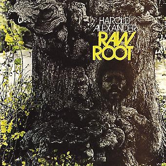 Harold Alexander - Raw Root [CD] USA import