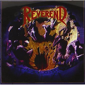 Reverend - Play God [CD] USA import