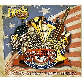 Canadian Brass - Stars & Stripes [CD] USA import