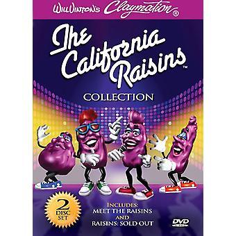 California Raisins Collection - The California Raisins Collection [2 Discs] [DVD] USA import