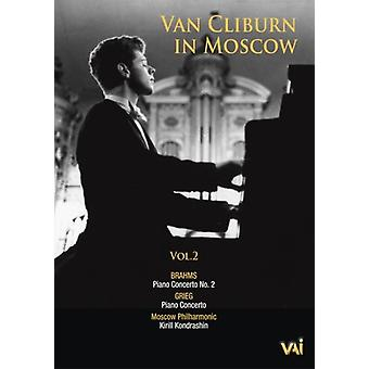 Van Cliburn - In Moscow Vol. 2 [DVD] USA import