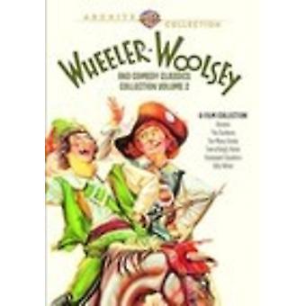 Wheeler & Woolsey: The Rko Comedy Classics 2 [DVD] USA import
