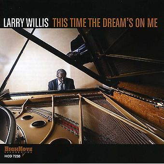 Larry Willis - This Time the Dream's on Me [CD] USA import
