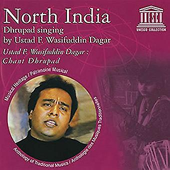 Various Artist - North India: Dhrupad Singing by Ustad [CD] USA import