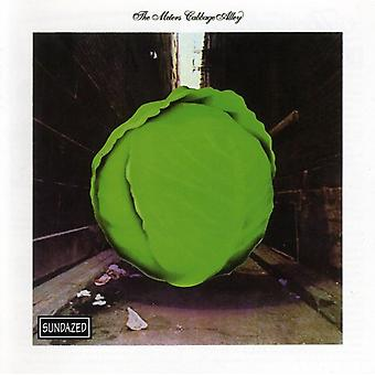 Meters - Cabbage Alley [CD] USA import