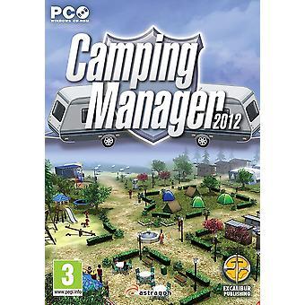 Jogo de DVD de PC Manager campismo