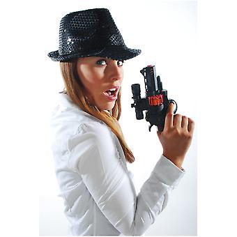 Armes et outils en plastique pistolet avec visière