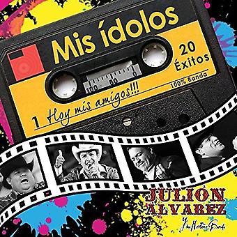 Julion Alvarez Y Su - Mis Idolos Hoy Mis [CD] USA import