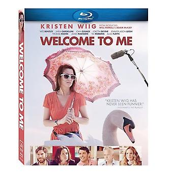Welcome to Me [Blu-ray] USA import