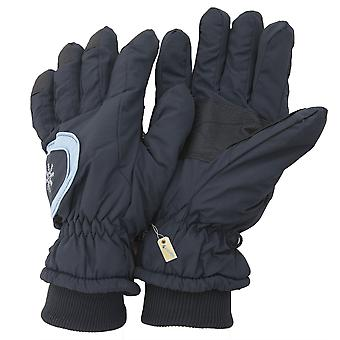 Floso dames/Womens Thinsulate Extra warme thermische gevoerde Winter/Ski handschoenen met Palm Grip (3M 40g)