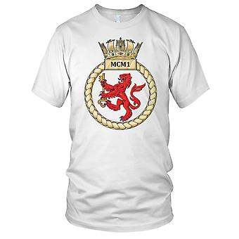 Royal Navy min Counter Mens T-skjorte