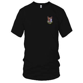 USAF luftforsvar - luft forsvar kommandoen brodert Patch - Mens T-skjorte