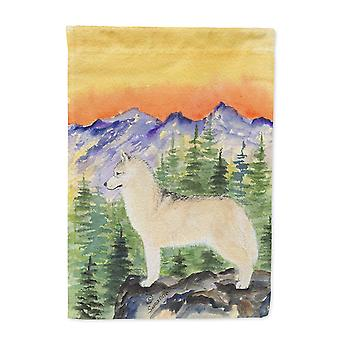 Carolines Treasures  SS8285-FLAG-PARENT Siberian Husky Flag
