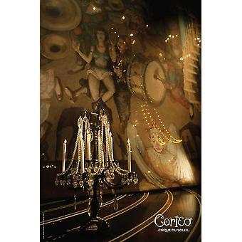 Cirque du Soleil - Corteo elokuvajuliste (11 x 17)