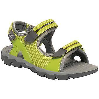 Regata di ragazze Terrarock Junior leggero tratto a piedi sandali