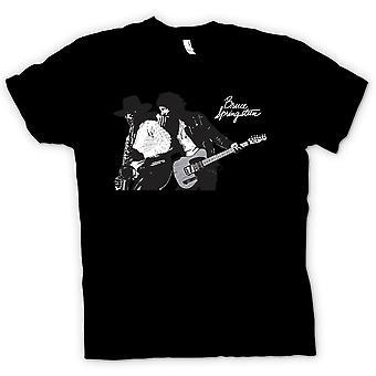 Mens T-shirt - Bruce Springsteen Born To Run