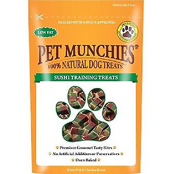 Pet Munchies Dog Training Treats Sushi 50g