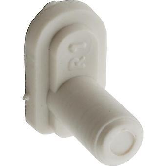 Canal plástico 519-4020 bisagra Spa Skimmer