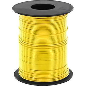 BELI-BECO L118/100 ge Strand 1 x 0.14 mm² Yellow 100 m