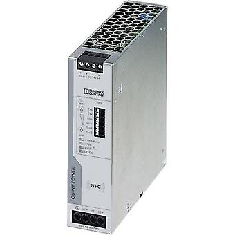 Phoenix Contact QUINT4-PS/3AC/24DC/5 Rail gemonteerd PSU (DIN) 24 Vdc 5 A 3 x