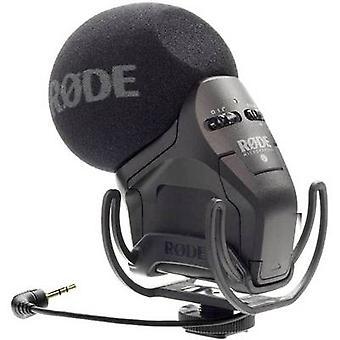 RODE ميكروفونات ستيريو VideoMic برو Rycote كاميرا نقل نوع الميكروفون: مباشرة جبل الأحذية الساخنة، بما في ذلك. مرشح البوب