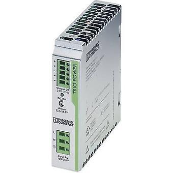 Phoenix Contact TRIO-PS/1AC/24DC/2.5 Rail mounted PSU (DIN) 24 V DC 2.5 A 60 W 1 x