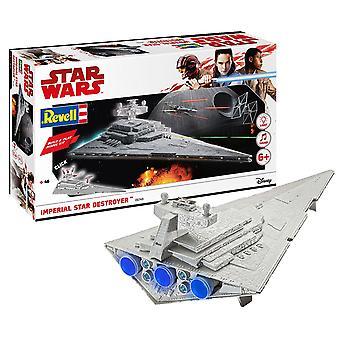 Revell 06749 oorlogen Imperial Star Destroyer met lichten & geluiden Model Kit