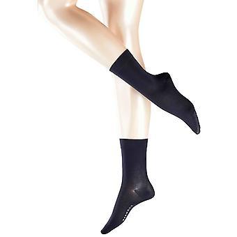 Falke Bomuld Touch sokker - Mørk Navy