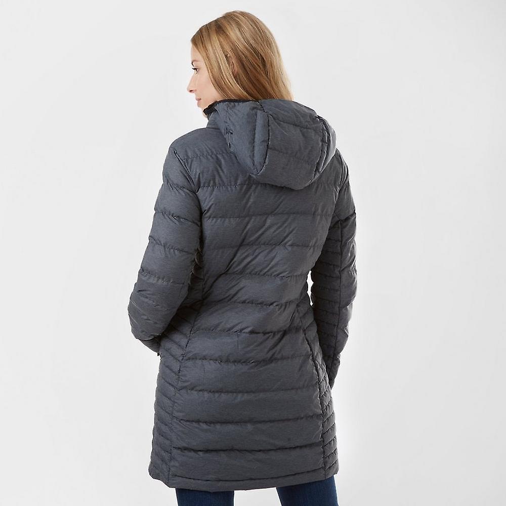 New Technicals Women S Long Chill Lightweight Jacket Grey