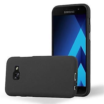 Cadorabo tilfelle for Samsung Galaxy A5 2017 tilfelle tilfelle dekselet - telefon etui laget av fleksibel TPU silikon - silikon etui beskyttende etui Ultra Slim Soft Back Cover Case Støtfanger
