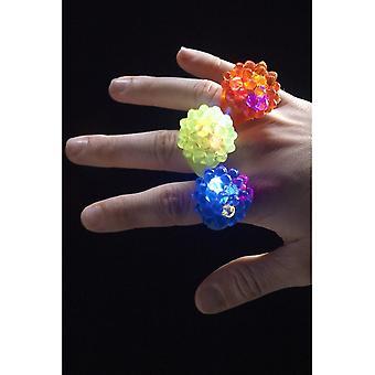 خاتم جيلي، ألوان متنوعة