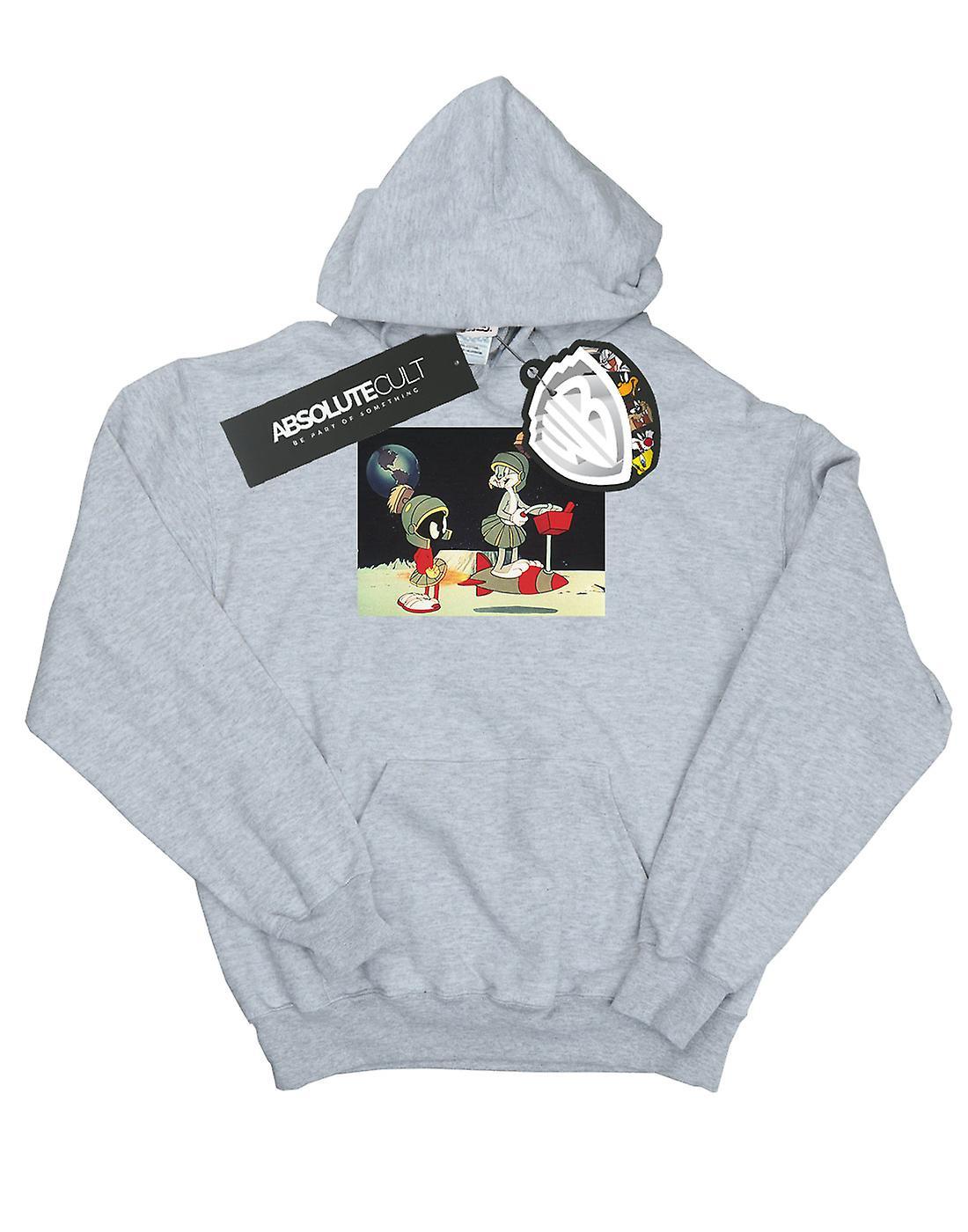 Looney Tunes Boys Bugs Bunny Spaced Hoodie
