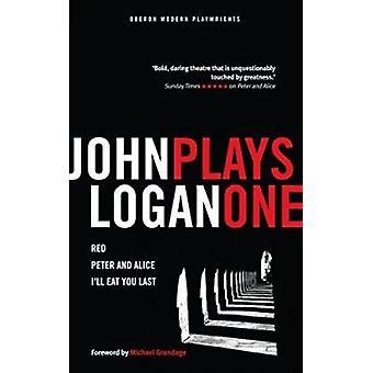John Logan spielt man - rot / Peter und Alice / ich esse Sie zuletzt von Lo