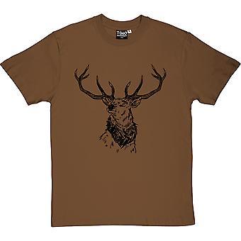 Red Deer Herren T-Shirt