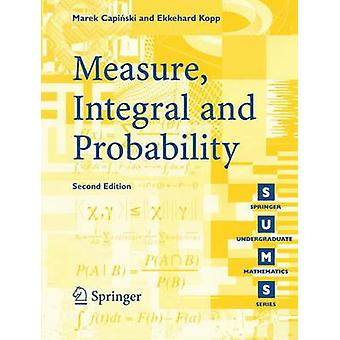 Measure - Integral and Probability (Softcover reprint of the original