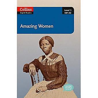 Fantastiska kvinnor: A2 (Collins fantastiska människor ELT läsare)