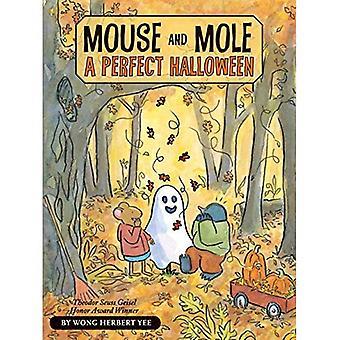 Ratón y el topo, un Halloween perfecto (ratón y topo