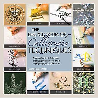 Die Enzyklopädie der Kalligraphie-Techniken