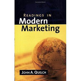 Lezingen in moderne Marketing