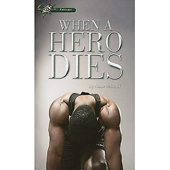 When a Hero Dies (Passages